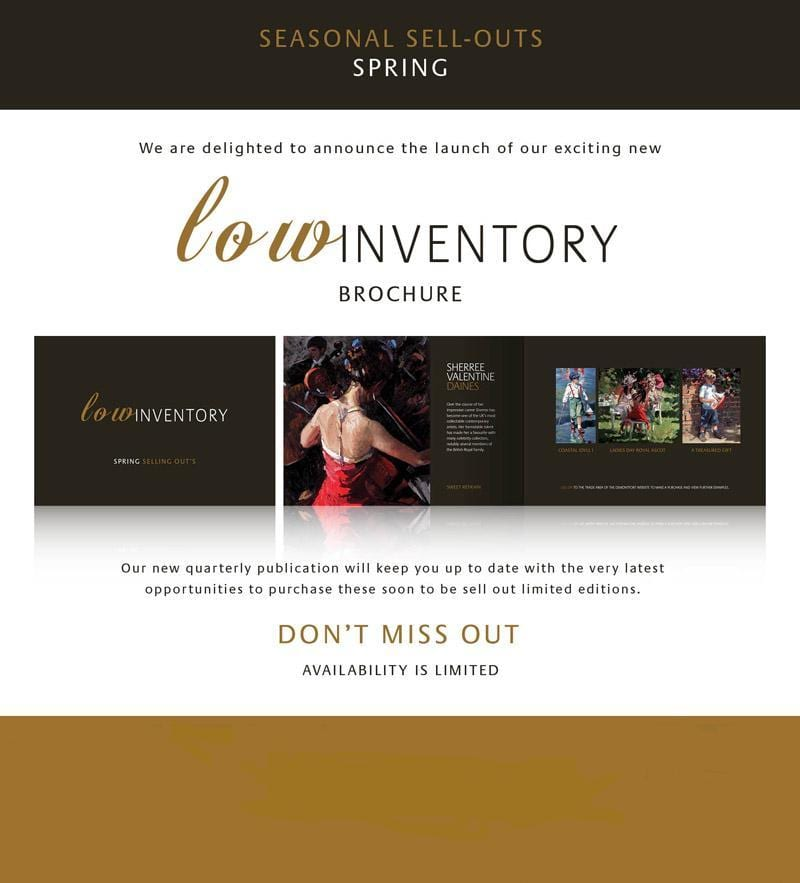 LOW INVENTORY BROCHURE! SO YOU DON'T MISS OUT!