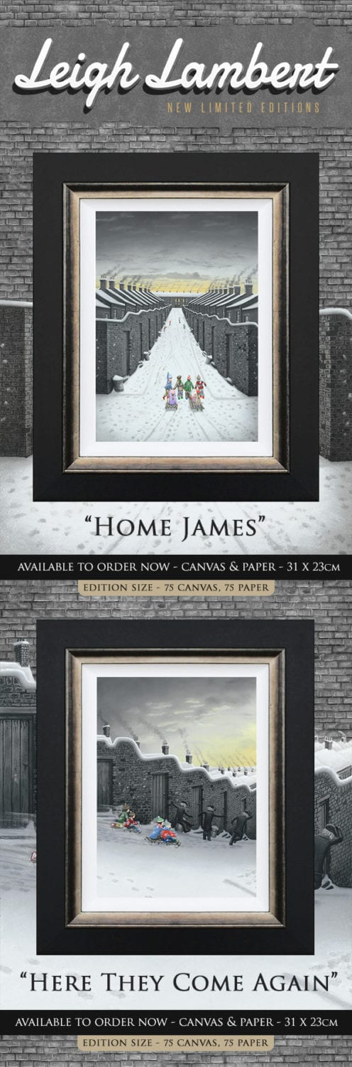 New Limited Edition Prints by Leigh Lambert